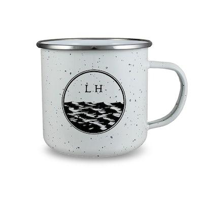 Lord Huron Lake Enamel Mug