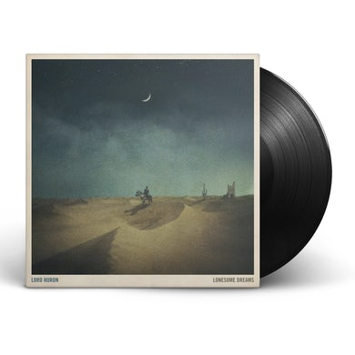 "Lord Huron Lonesome Dreams 12"" Vinyl"