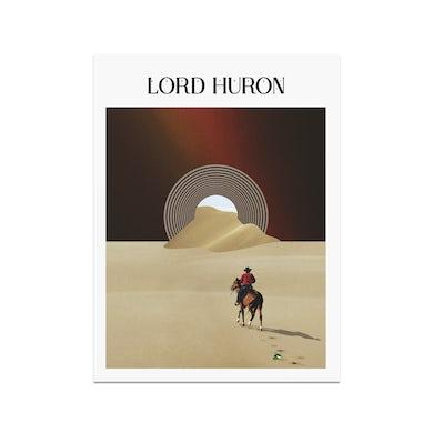 Lord Huron 2019 Tour Poster