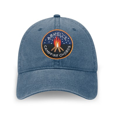 Campfire Chords Embroidered Dad Hat