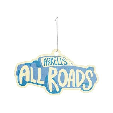 """""""All Roads"""" Air Freshener"""