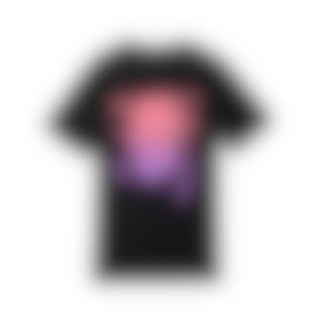 Big Thief Luke 2 Gradient T-Shirt