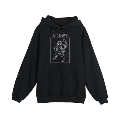 Big Thief UFO Pullover Hoodie