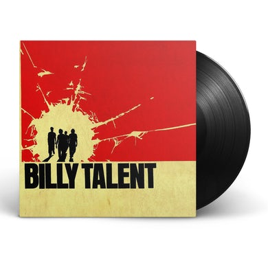 "Billy Talent 12"" Vinyl (Black)"