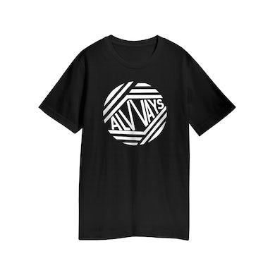 Alvvays Circle Logo T-Shirt