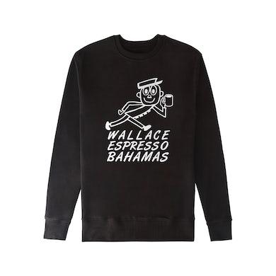Bahamas Wallace Espresso Crewneck Sweatshirt