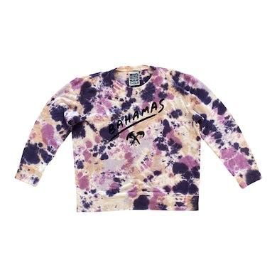 BAHAMAS X JUNGMAVEN Adult Cosmic Purple Tahoe Sweatshirt