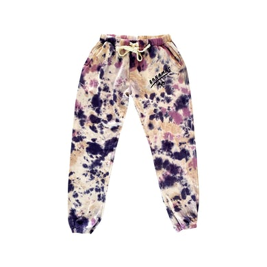 X JUNGMAVEN Adult Cosmic Purple Yelapa Sweatpants