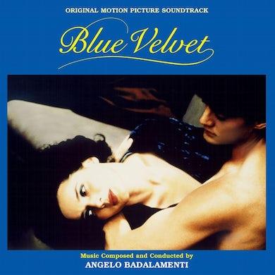 Angelo Badalamenti 'Blue Velvet' Vinyl LP - Black/Blue Vinyl Record