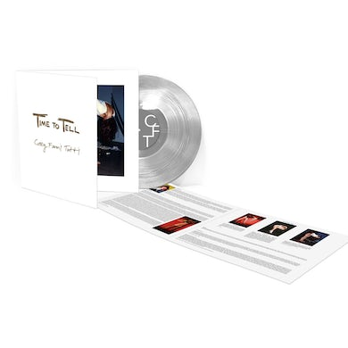 'Time To Tell' Deluxe Vinyl edition Vinyl Record
