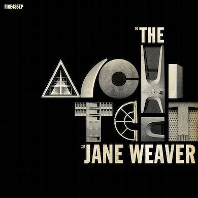 """Jane Weaver 'The Architect EP' Vinyl 12"""" Vinyl Record"""