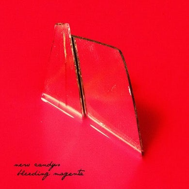 New Candys 'Bleeding Magenta' Vinyl Record