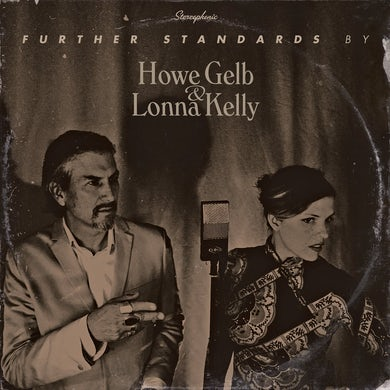 Howe Gelb & Lonna Kelly 'Further Standards' Vinyl Record