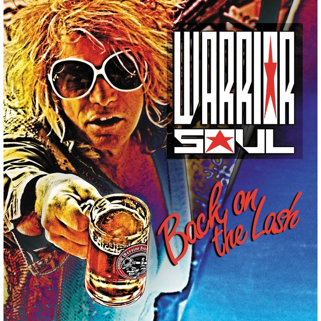 Warrior Soul 'Back On The Lash' Vinyl Record