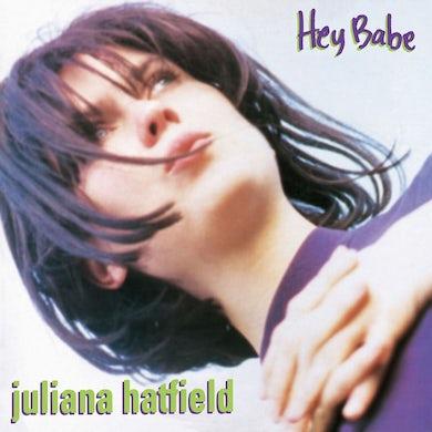 Juliana Hatfield 'Hey Babe 25th Anniversary Vinyl Reissue' - Vinyl LP - Translucent Purple Vinyl Record