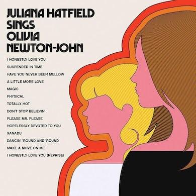 Sings Olivia Newton-John' Vinyl Record