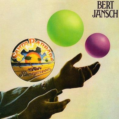 Bert Jansch 'Santa Barbara Honeymoon' Vinyl LP - Purple + CD Vinyl Record