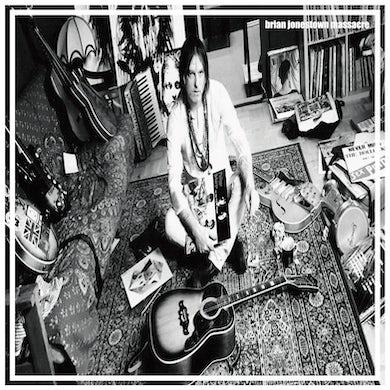 "The Brian Jonestown Massacre 'Hold That Thought' Vinyl 10"" White Vinyl Record"