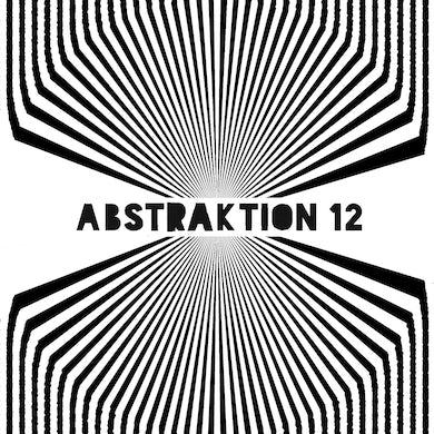 'Abstraktion 12' Vinyl 2xLP Vinyl Record