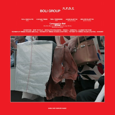 Boli Group 'N.P.D.S.' Vinyl LP Vinyl Record