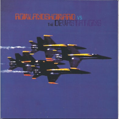"Rowland S. Howard 'Autoluminescent/The Ocean' Vinyl 7"" - Blue Vinyl Record"