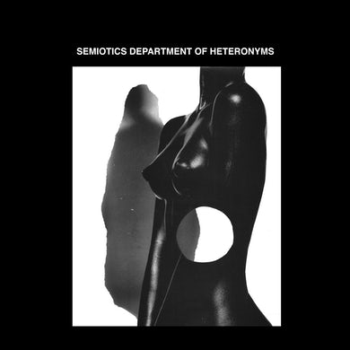 SDH 'Semiotics Department Of Heteronyms' Vinyl LP Vinyl Record