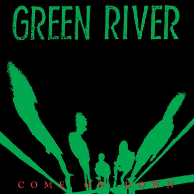 Green River 'Come On Down' Vinyl LP - Pink Vinyl Record