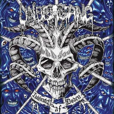 Undergang 'Indhentet Af Doden' Vinyl LP Vinyl Record