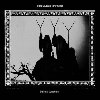 Spectral Wound 'Infernal Decadence' Vinyl LP Vinyl Record