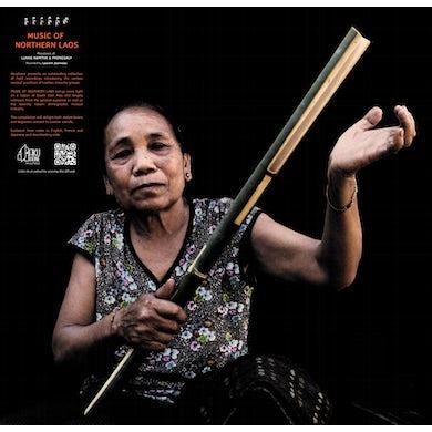Laurent Jeanneau 'Music of Northern Laos' Vinyl LP Vinyl Record