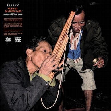 Laurent Jeanneau 'Music of Southern Laos' Vinyl LP Vinyl Record
