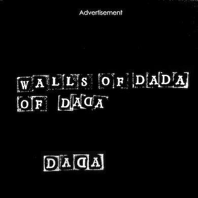 Walls Of Dada 'Walls Of Dada II' Vinyl LP - White Vinyl Record