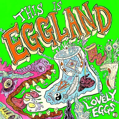 'This Is Eggland' Vinyl Record