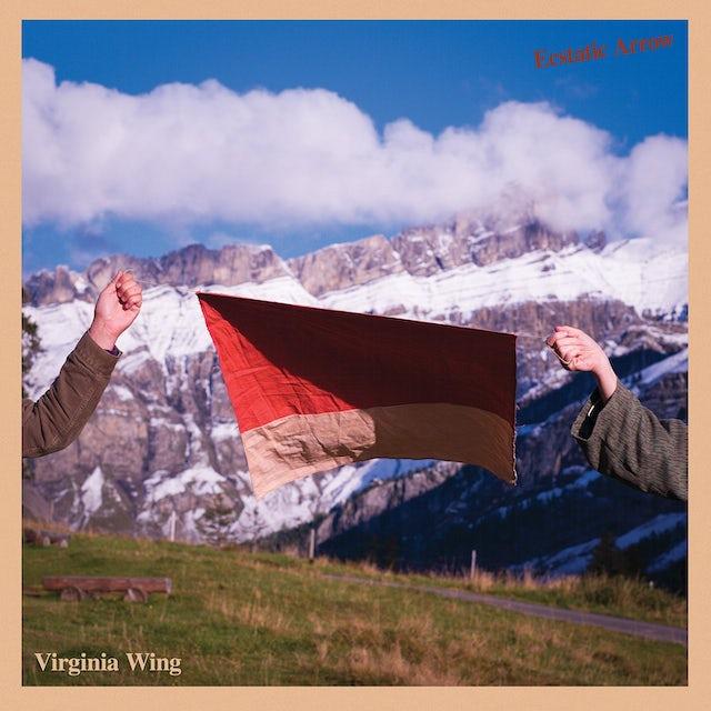 Virginia Wing 'Ecstatic Arrow' Vinyl Record