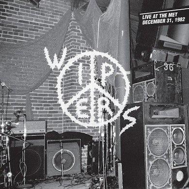 The Wipers 'Live At The Met, December 31st 1982' Vinyl LP Vinyl Record