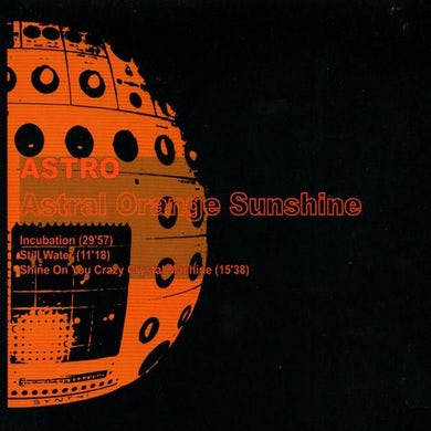 Astro 'Astral Orange Sunshine'