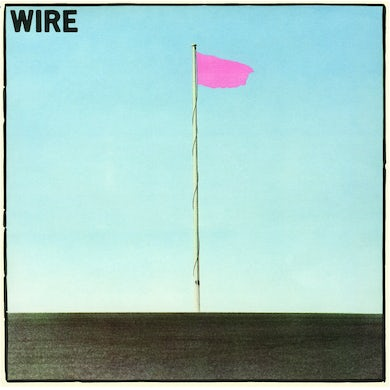 Wire 'Pink Flag' Vinyl Record
