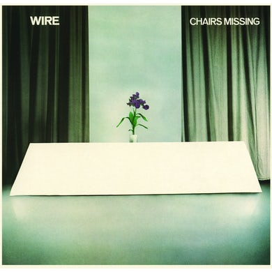 Wire 'Chairs Missing' Vinyl Record
