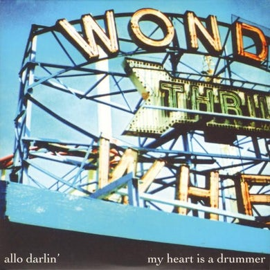 Allo Darlin' 'My Heart Is A Drummer' Vinyl Record