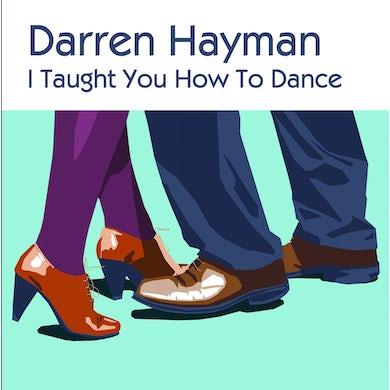 """Darren Hayman 'I Taught You How To Dance' Vinyl 10"""" Vinyl Record"""
