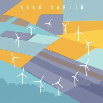 Allo Darlin' 'Europe' Vinyl Record