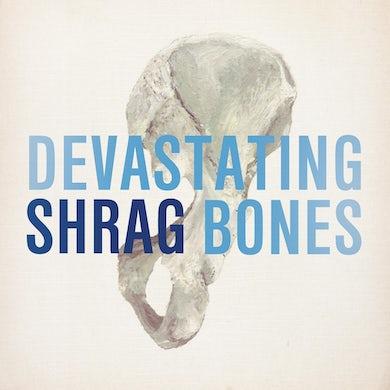 """Shrag 'Devastating Bones' Vinyl 7"""" Vinyl Record"""