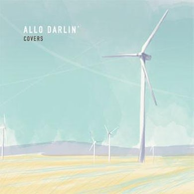 Allo Darlin' 'Covers' Vinyl Record