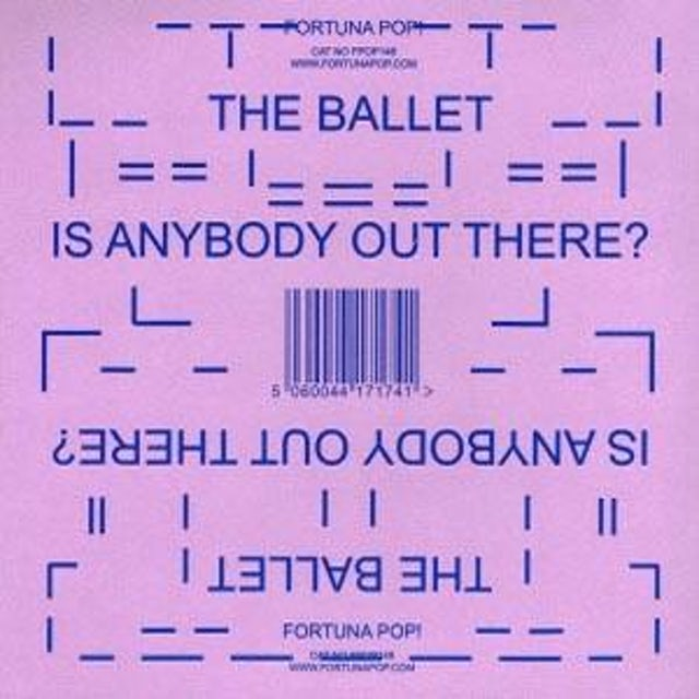The Ballet 'Is There Anybody Out There' Vinyl Record