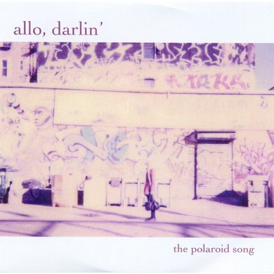 "Allo Darlin' 'Polaroid Song / Will You Please' Vinyl 7"" Vinyl Record"