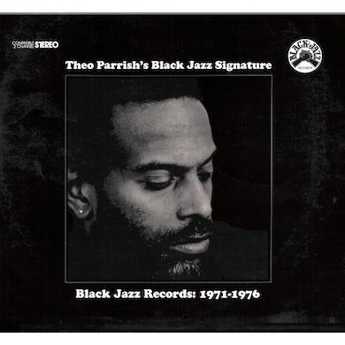 Theo Parrish 'Theo Parrish's Black Jazz Signature' Vinyl Record