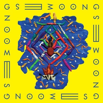 Gnoomes 'Ngan!' Vinyl Record