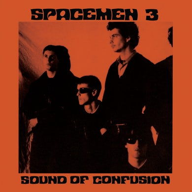 Spacemen 3 'Sound Of Confusion' Vinyl Record