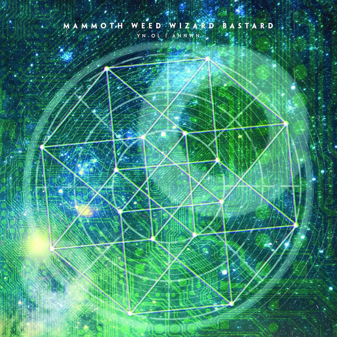 MAMMOTH WEED WIZARD BASTARD Yn Ol I Annwn' Vinyl Record