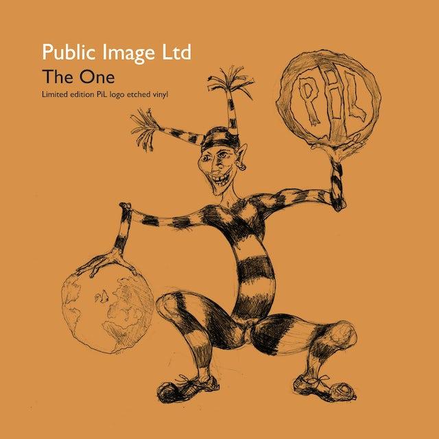 Public Image Ltd The One' Vinyl Record